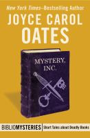 Cover image for Mystery, inc.