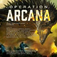 Cover image for Operation Arcana [sound recording CD]