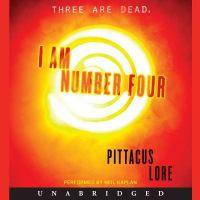 Cover image for I am number four. bk. 1 [sound recording CD] : Lorien legacies series