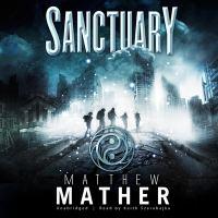 Cover image for Sanctuary. bk. 2 [sound recording CD] : Nomad trilogy