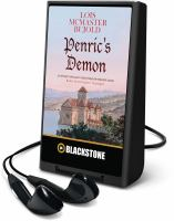 Cover image for Penric's demon. bk. 1 [Playaway] : World of the five gods. Penric & Desdemona series