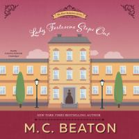 Cover image for Lady Fortescue steps out. bk. 1 [sound recording CD] : Poor relation series