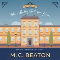 Cover image for Mrs Budley falls from grace. bk. 3 [sound recording CD] : The poor relation series