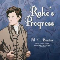 Cover image for Rake's progress. bk. 4 [sound recording CD] : House for the season series