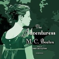 Cover image for The adventuress. bk. 5 [sound recording CD] ; House for the season series