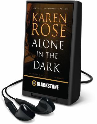 Cover image for Alone in the dark. bk. 2 [Playaway] : Cincinnati series
