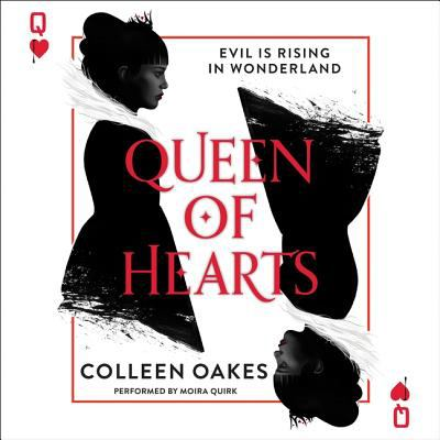 Cover image for Queen of hearts. bk. 1 [sound recording CD] : Queen of hearts series