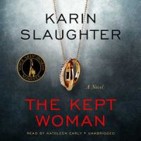 Cover image for The kept woman. bk. 8 [sound recording] : Will Trent series