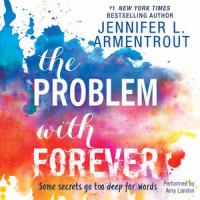 Cover image for The problem with forever