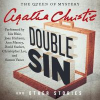 Cover image for Double sin and other stories [sound recording CD]