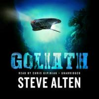 Cover image for Goliath [sound recording CD]