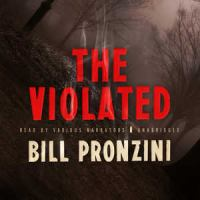 Cover image for The violated [sound recording CD] : a novel