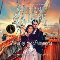 Cover image for Lord of the privateers. bk. 4 [sound recording CD] : Adventurers quartet series