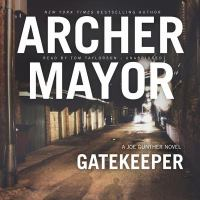 Cover image for Gatekeeper. bk. 14 [sound recording CD] (Read by Tom Taylorson) : Joe Gunther series