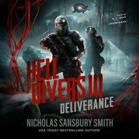 Cover image for Deliverance. bk. 3 [sound recording CD] : Hell Divers series