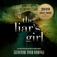 Cover image for The liar's girl [sound recording CD]