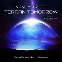 Cover image for Terran tomorrow. bk. 3 [sound recording CD] : Yesterday's kin series