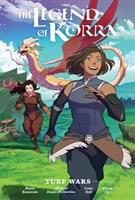 Cover image for The legend of Korra : turf wars [graphic novel]