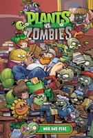 Cover image for Plants vs. zombies. bk. 11 [graphic novel] : War and peas