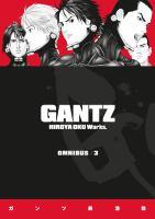 Cover image for Gantz omnibus 3 [graphic novel]
