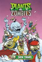 Cover image for Plants vs. zombies. bk. 13 [graphic novel] : Snow thanks