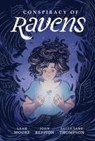Cover image for Conspiracy of ravens [graphic novel]