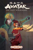 Imagen de portada para Avatar the last airbender. Vol. 0.6 [graphic novel] : Suki, alone