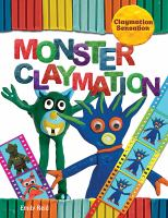 Cover image for Monster claymation