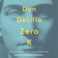 Cover image for Zero k