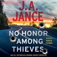 Cover image for No honor among thieves An Ali Reynolds Novella.
