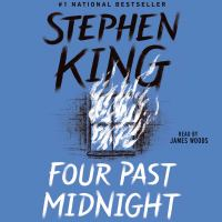 Cover image for Four past midnight