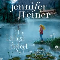 Cover image for The littlest bigfoot
