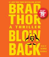 Cover image for Blow back. bk. 4 [sound recording CD] : Scot Harvath series