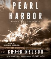 Cover image for Pearl Harbor [sound recording CD] : from infamy to greatness
