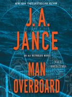 Cover image for Man overboard Alison Reynolds Series, Book 12.