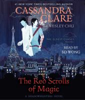 Cover image for The red scrolls of magic. bk. 1 [sound recording CD] : Eldest curses series