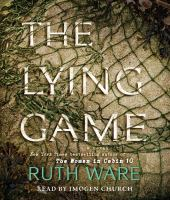 Cover image for The lying game [sound recording CD]