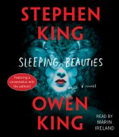 Cover image for Sleeping beauties [sound recording CD] : a novel
