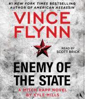 Imagen de portada para Enemy of the state. bk. 16 [sound recording CD] : Mitch Rapp series