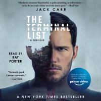 Cover image for The terminal list A Thriller.