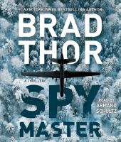 Cover image for Spymaster. bk. 17 [sound recording CD] : Scot Harvath series