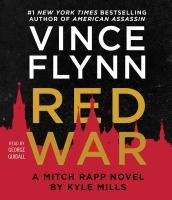 Imagen de portada para Red war. bk. 17 [sound recording CD] : Mitch Rapp series