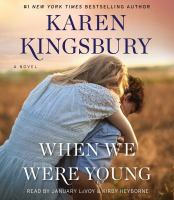 Cover image for When we were young. bk. 4 [sound recording CD] : Baxter family series