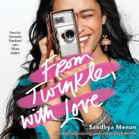 Cover image for From Twinkle, with love [sound recording CD]