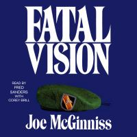 Cover image for Fatal vision