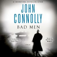 Cover image for Bad men A Thriller.