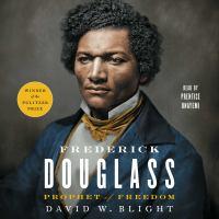 Cover image for Frederick douglass Prophet of Freedom.
