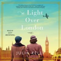 Cover image for The light over london
