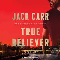 Cover image for True believer A Novel.