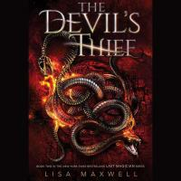 Cover image for The devil's thief. bk. 2 [sound recording CD] : Last Magician series